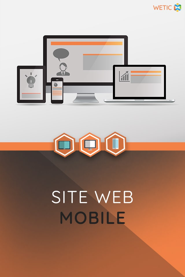 Site Web Mobile Responsive
